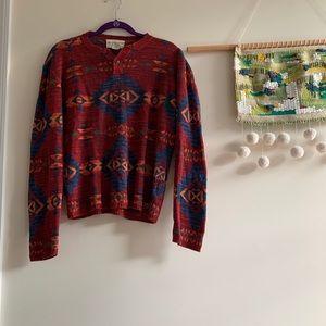 Ralph Lauren denim supply cotton sweater